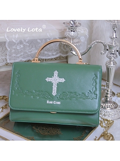 Rose Cross Series Lolita Dual-use Bag by Lovely Lota