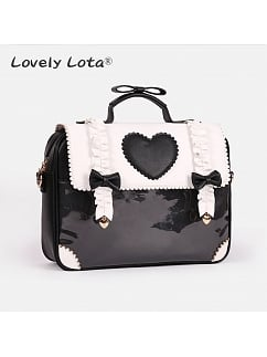 Lolita Transparent Backpack by Lovely Lota