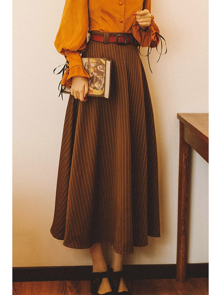dark brown faux suede MISS SIXTY maxi skirt  90s high waist deep brown long skirt with slit  m l  vintage skirt
