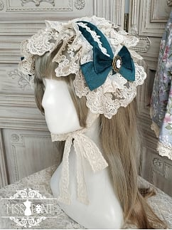 Elizabeth Lolita Dress Matching Hairband by Miss Point