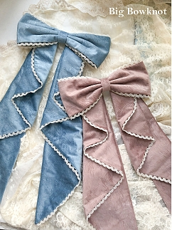 Elizabeth Lolita Dress Matching Bowknot by Miss Point