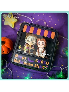 Halloween Candy Store Lolita Crossbody Itabag OB11 by MINUONUO
