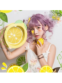 Lemon Lolita Crossbody Itabag OB11 by MINUONUO
