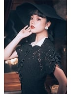 50s Two Pieces Vintage Little Black Dress - Hepburn by Mu Qiao's Vintage