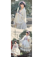 Treading On Grass Lolita Outerwear by Magic Tea Party