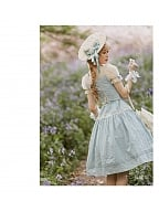 First Dream Short Sleeves Lolita Dress OP by Nikki Tomorrow