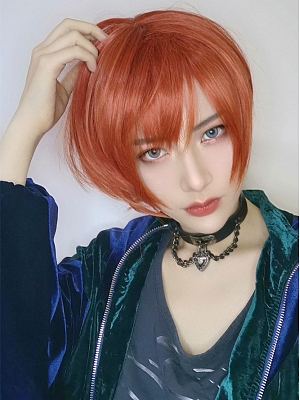 Cool Ouji Style Short Wig by Pippi Palace