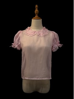 Sweetheart Sweet Lolita Blouse by Seventh Doll