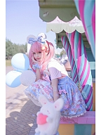 Sweet Mouse Lolita Dress Matching Blouse by To Alice