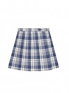 Ikematsu Taka JK Uniform Plaid Pleated Skirt by To Alice