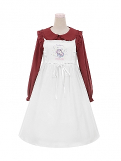 Unicorn Forest Lolita Dress JSK / Shirt by To Alice