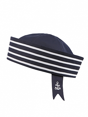 Girl and Sailor Showa JK Uniform Matching Hat by To Alice