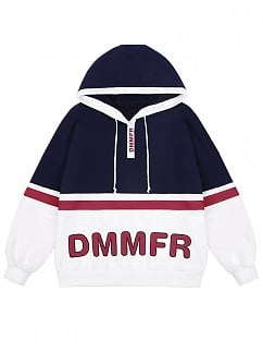 DMMFR Casual Loose Hoodie by To Alice