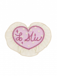 Summer Sweetheart Swim Set Matching Badge by To Alice