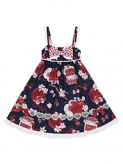 Big Apple Series Baby Doll Lolita Dress JSK I by To Alice