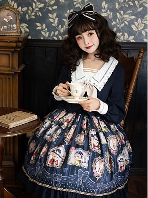 Bear Gallery Series Lolita Bowknot KC by Honey Machine