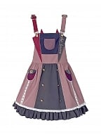 The Lover Lolita Strap Dress JSK by With PUJI