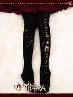 Jingle Bells I Christmas 80D Tights by Yidhra