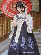 Fengming Qi Lolita Dress JSK / Blouse by YINGLUOFU