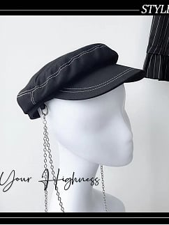 Military Gothic Lolita Hat by Your Highness