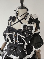 Young Madam Doll Lolita Dress JSK by YourHighness