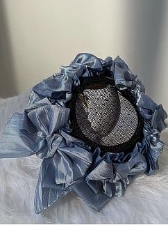 Gilded Years KS Collaboration Lolita Lace Hat by Zjstory