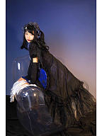 Witch Apocalypse Dark Lolita Cami Dress by Blood Supply